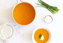 Soups / Delicious Soups for the Soul