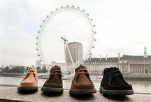 Leopoldo Shoes Winter 13/14 / Book fotografico a Londra
