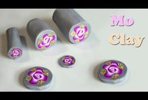biżuteria z gliny polimerowej / tworzenie elementów (np.koraliki) do przygotowania naszyjników , broszek.