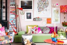 Corful houses ideas / Ideas about nice colorful houses
