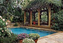 Pool & Cabana / by Ashley Shoultz