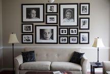 zdjęcia w salonie