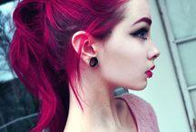 cabellos hermosos