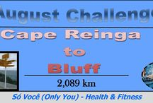 Monthly Challenges / Need to challenge yourself.. getting bored with your training.  Come join one of our monthly challenges.