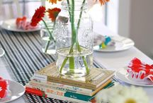 Vintage Book-themed Party / by Jessi Bynum