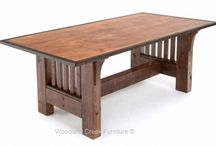 Refined Rustic Furniture / by Woodland Creek Furniture
