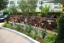 Design | restaurant patios