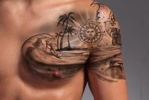 Tatuaż Hiszpania i norwegia