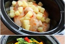 Slow cooker recipes chicken