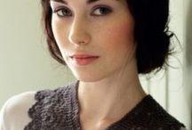 Downton Abbey knits / by Marti Lloyd