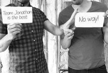 Jonathon and Drew......Brothers!! / misc. / by Thelma Iness Serna