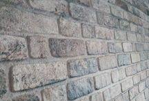 Db duvar dekorasyon panelleri / duvar panelleri 100*50*2 cm taş ve tugla desenli yalıtım özelliği olan gorselligi zengindir.