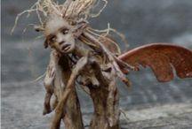 Root Fairies, Dryads & Tree Spirits