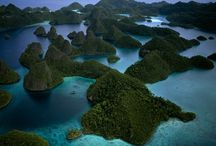 Indonesie (Papua, Kalimantan, Bali, Lombok)