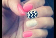 Nails! <3 / by Taylor Moyer