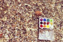 Seaside Acuarela