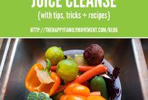 """D I E T  S T U F F / Juice cleanses, and other """"fun"""" health ideas"""