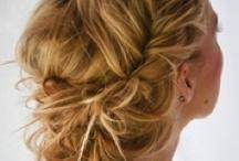 hair styles / by Libby Johnson