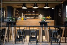 retail & food design / Ispirazioni per concept commerciali e specialisti del settore food