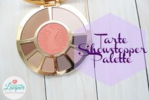 Tarte Showstopper Palette / tarte Showstopper Clay Palette - Swatches & Review | Summer 2015