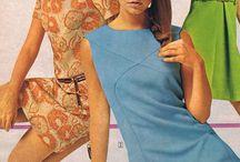 60 'dan 70 'e moda