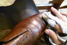 Schoenverzorging / Schoenverzorging onderhoud en reparatie van schoenen by www.aadvandenberg.nl/schoenverzorging