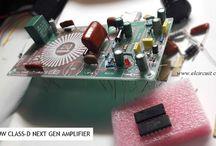 Class-D Amplifier