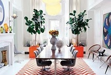 interiors: rooms to dine in