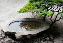Jardín zen y jardines orientales en general