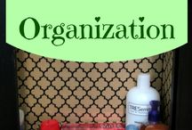 Organization / by Pam Fluck
