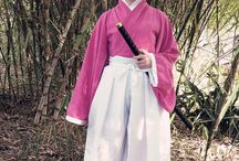 Kenshin Himura - Rurouni Kenshin / Old anime tv series.  #kenshin #rurouni #himura #anime #cosplay #rydia
