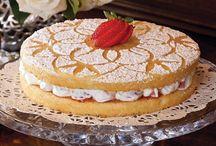 Victoria Sponge Cake was