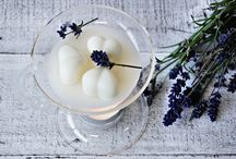 Soy wax scented melts