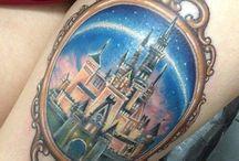 1 Disney World Tattoos