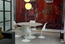 LOVT loves lofts / LOVT love & loft vintage design meubels interieurontwerp loft retro interiordesign