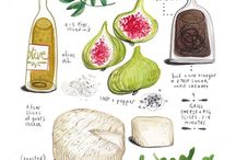 ricette illustrate - illustrated recipes