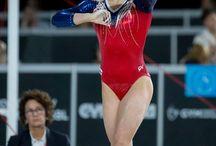 Russia gymnastics