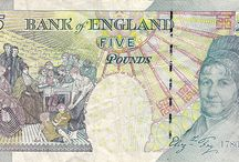 Women on banknotes / by A E