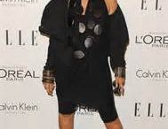 Executive Style Icon: Donna Karan / Karan's personal style clearly reflects the philosophy of her current project Urban Zen,made up of breathable separatesdesigned to wear from yoga to cocktails: cashmere-silk leggings, twist front jersey tops, and utilitarian jumpsuits. Find Karan swathed in a black cashmere scarf set off by an artisanal statement necklace likely picked up on one of her frequent travels.