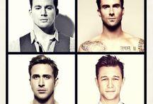 Celebrity gentlemen