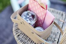 | My home in a small basket |