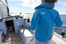 sailing clothes
