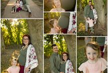 Sugar Land Outdoor Maternity Photographer