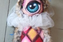 Dolls / Handmade dolls by Izaskun Gonzalez
