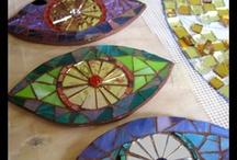 eyes mosaic