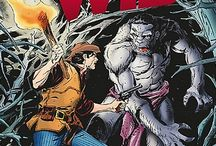 2015 Comics of the mounth - Fumetti del mese / All comics I have read in 2015