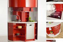 Kitchen design and interiors