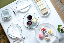 Time for tea / A celebration of #tea and the art of afternoon tea at Dorchester Collection hotels in London, Ascot, Paris, Geneva, Milan, Rome, Beverly Hills and Los Angeles. #DCMoments / by Dorchester Collection
