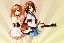 Anime ♥ / by J.M. Punla