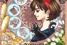 Studio Ghibli ♡